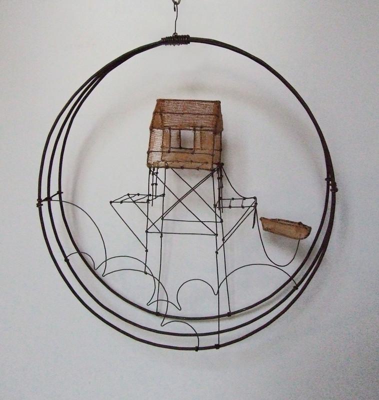 fil de fer. Black Bedroom Furniture Sets. Home Design Ideas